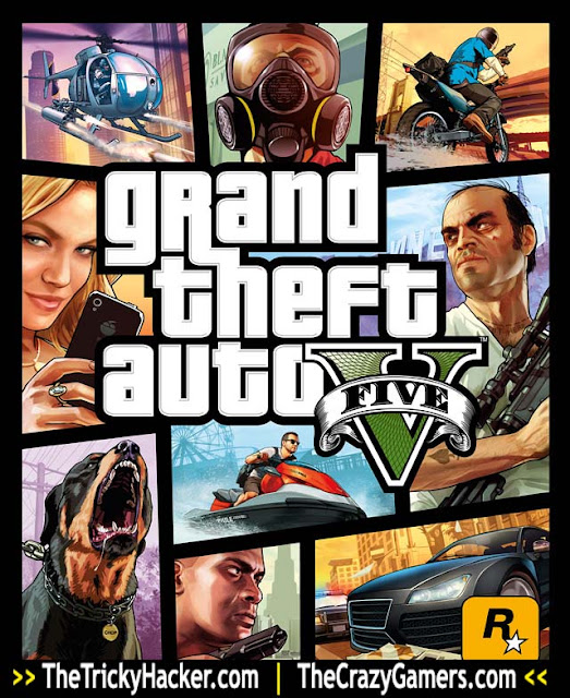 Grand Theft Auto 5 Free Download For PC Full Version