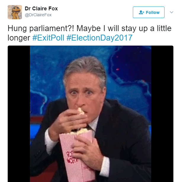3 - 10 of the Funniest Tweets About the U.K. Election
