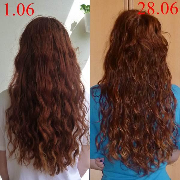 siemie lniane na szybszy porost włosów