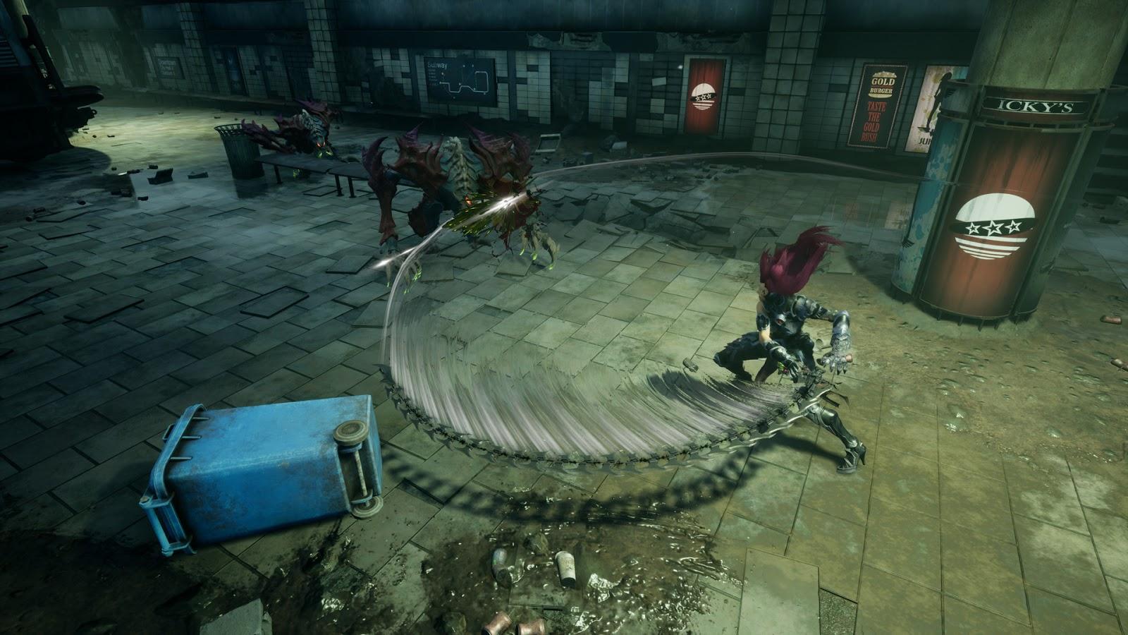 Darksiders III PC ESPAÑOL + Update 1 (CODEX) 7