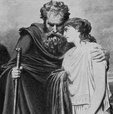 The sympathy towards the main character in sophocles play oedipus rex
