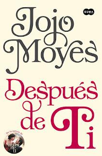 Reseña | Después de ti - Jojo Moyes