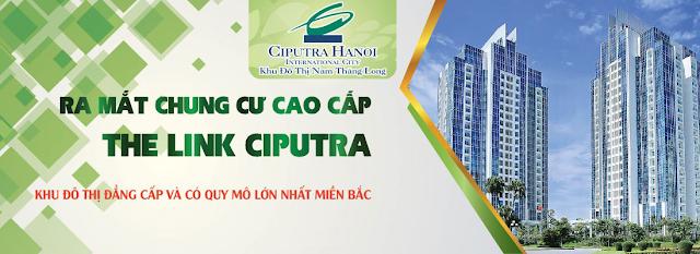Mở bán chính thức dự án The Link Ciputra