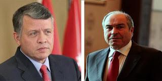 العاهل الأردني قد يطلب من رئيس وزرائه الاستقالة