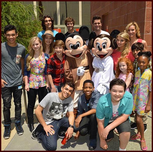 "DisneyChannelEARS: Disney Stars Celebrate ""May The Fourth"