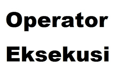 Operator Eksekusi Pada Pemrograman PHP