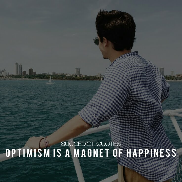 optimistic thoughts quotes