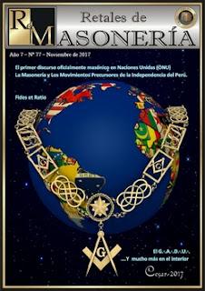 Retales de Masonería 77 – Noviembre 2017