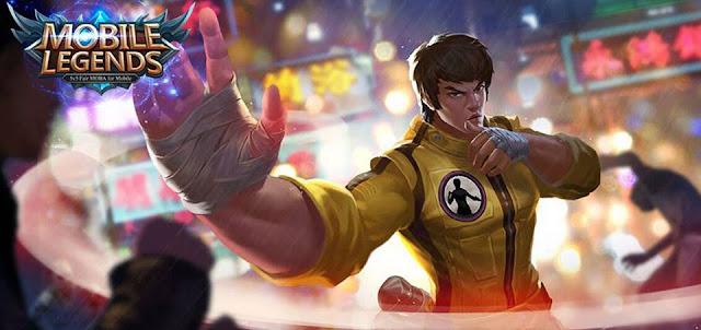 Latar Belakang Hero Chou Mobile Legends - Malaysia