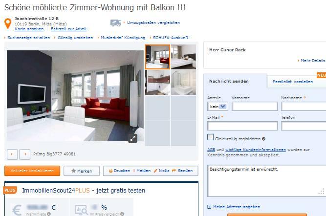 wohnungsbetrug blogspot com: Sender: nicholas gould1947