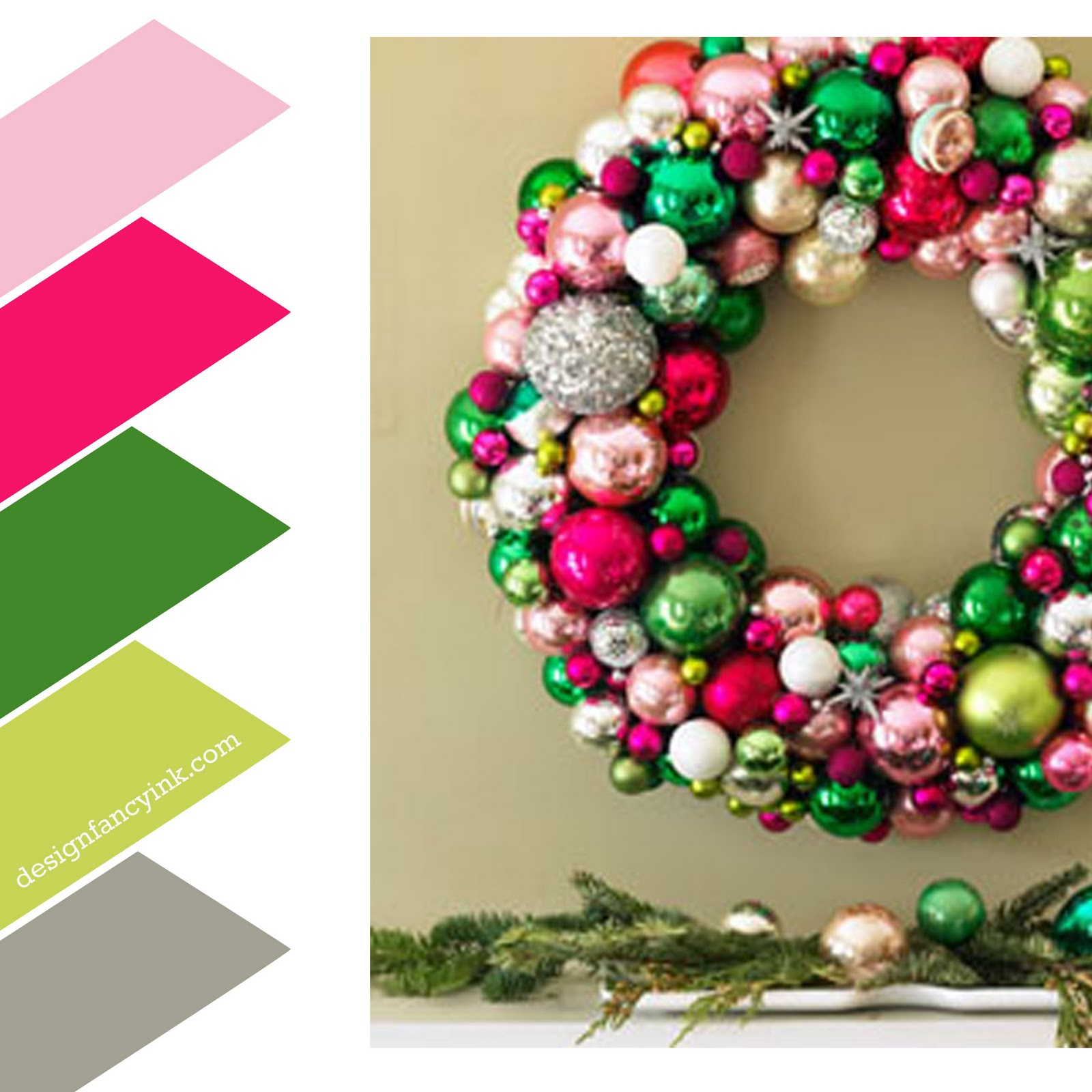 Christmas Picture Color Schemes.Emily Camp Design Design Fancy Christmas Colors