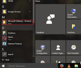 Cara Menampilkan Folder di Start Menu di Windows 10