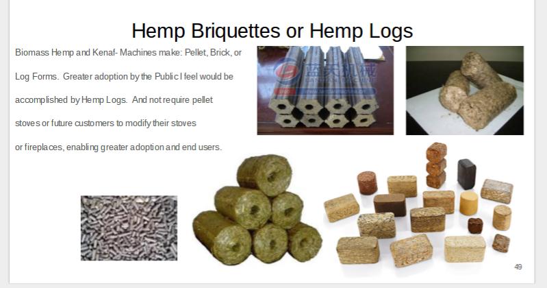 MOhemp Energy: Hemp Biomass Pellets Save Trees