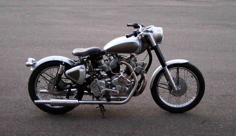 Royalenfieldscom Musket 998 V Twin Does Royal Enfield One Better