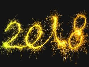 Картинка на 2018 новый год