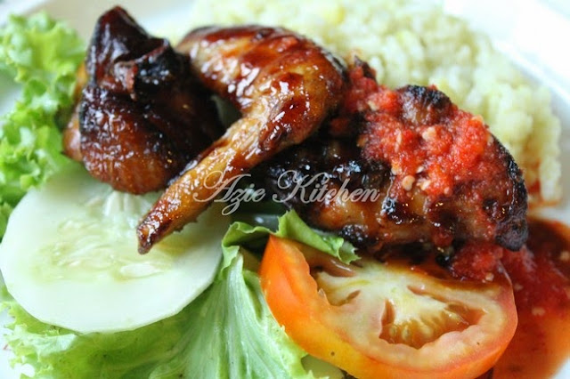 Nasi Ayam Simple Versi Dr Nana