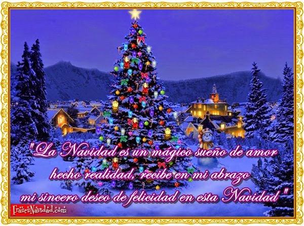 Tarjetas navide as para compartir imagenes de amor bonitas - Postales navidenas bonitas ...