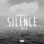Marshmello - Silence (feat. Khalid) - Single Cover