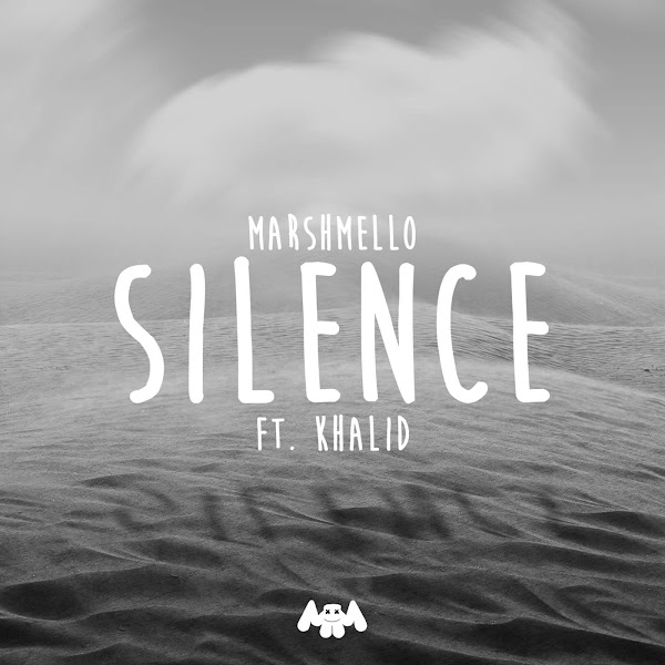 Marshmello - Silence (feat. Khalid) - Single Cover
