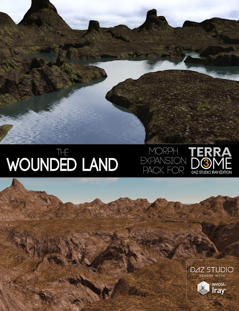 The Wounded Land for TerraDome 3