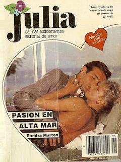 Sandra Marton - Pasión En Alta Mar