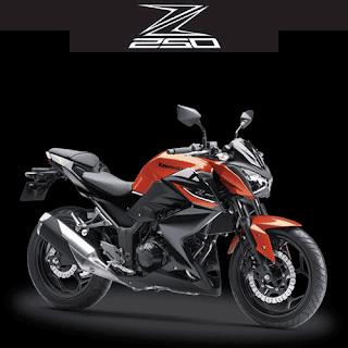 Kredit Motor Kawasaki Z-250 Harga Murah