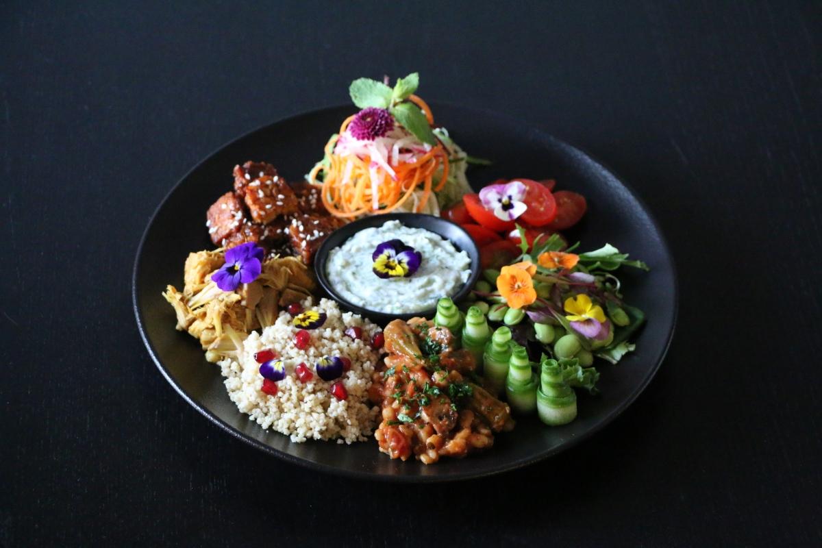 Vegan Iftars in Dubai - Rove Vegan Ramadan