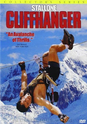 Sinopsis film Cliffhanger (1993)