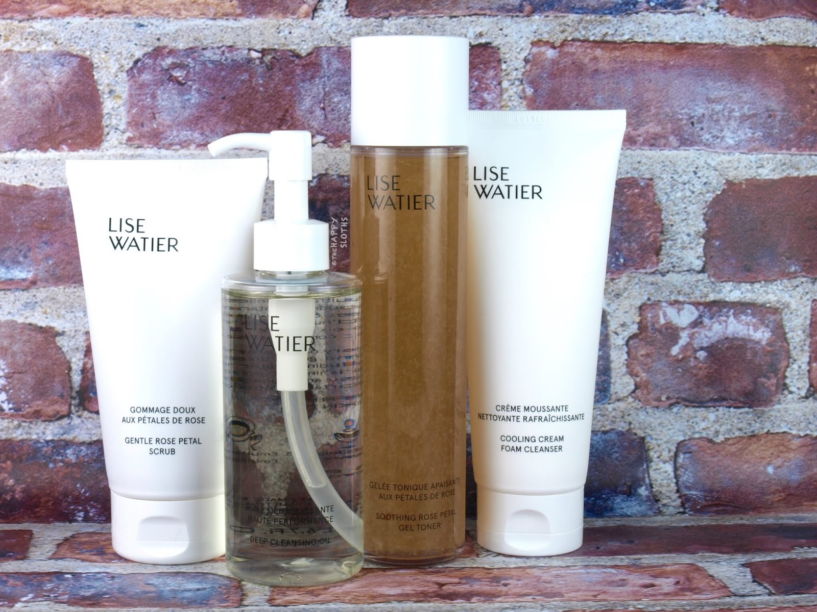 Lise Watier | Korean Beauty Cleanser Collection