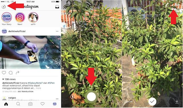 Cara Menggunakan Instagram Stories