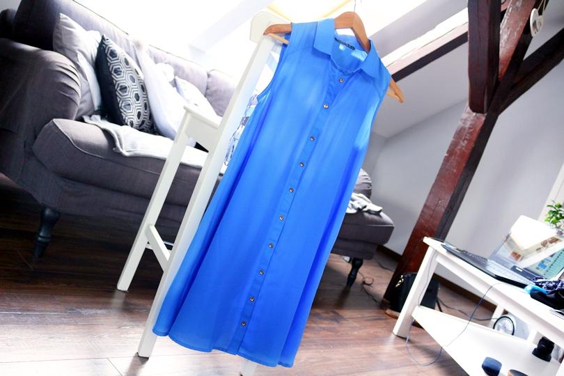 second hand, sklep z odzieżą używana, second hand online, odzież używana, river island, zara, atmosphere, bluzka, dopasowane spodnie, fashion,