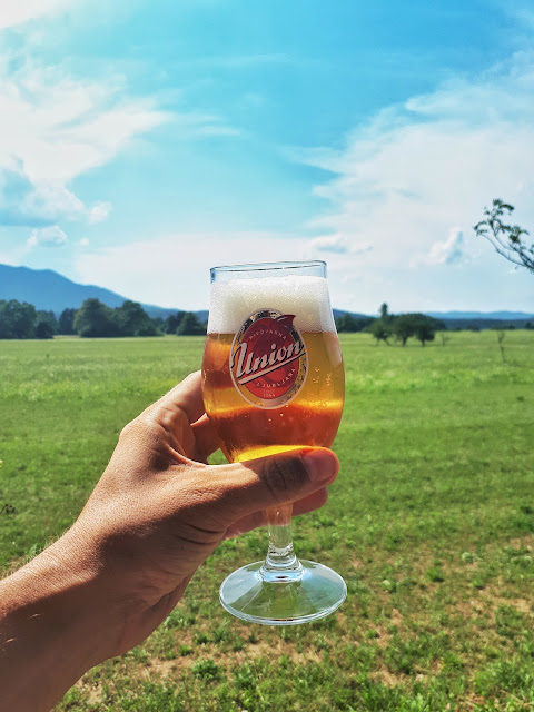 Union beer in Slovenia