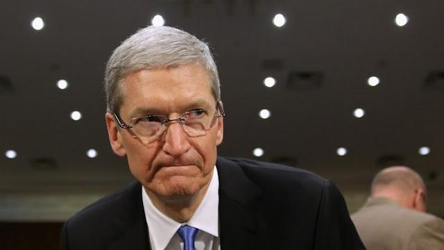 Apple enfrenta o seu maior desafio