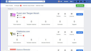 Tutorial Membuat Halaman Fanpage di Facebook