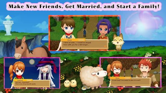 Harvest Moon: Light of Hope Mod Apk Full