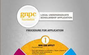 GNPC Foundation Undergraduate Scholarship
