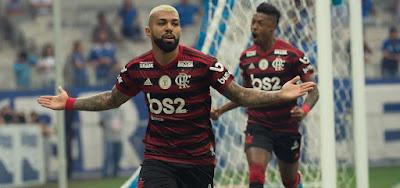 Palmeiras x Flamengo ao vivo na TV e online - Brasileirão 2019