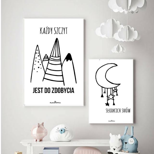 plakaty za darmo do druku