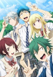 Download Yamada-kun to Nananin no Majo OVA MP4/480P Subtitle Indonesia