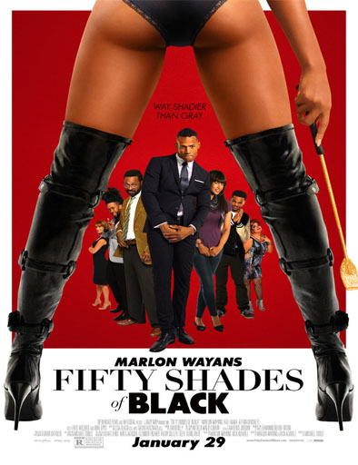 Ver Fifty Shades of Black (50 sombras negras) (2016) Online