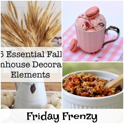 Friday Frenzy 12 - Home Sweet Homestead