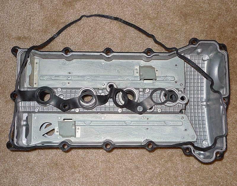 Kp Gasket  Mitsubishi 4b11 Rocker Cover Gasket