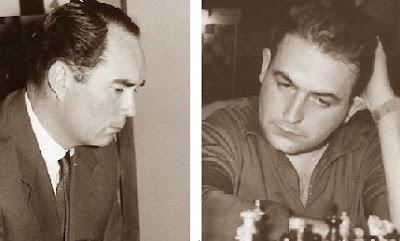 Partida de ajedrez O'Kelly de Galway, Alberic (Bélgica) - Francino Vallet, Luciano (Terrassa)
