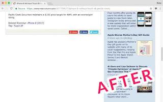 اضافات لتسريع التصفح على جوجل كروم