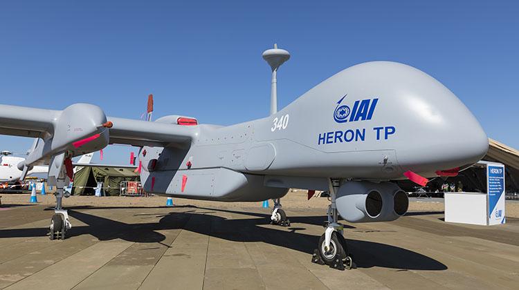 IAI Offers Heron TP (Eitan) UAV to Vietnam - War Defence News