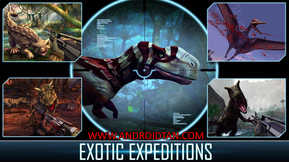 Dino Hunter Deadly Shores Mod Apk Latest Version