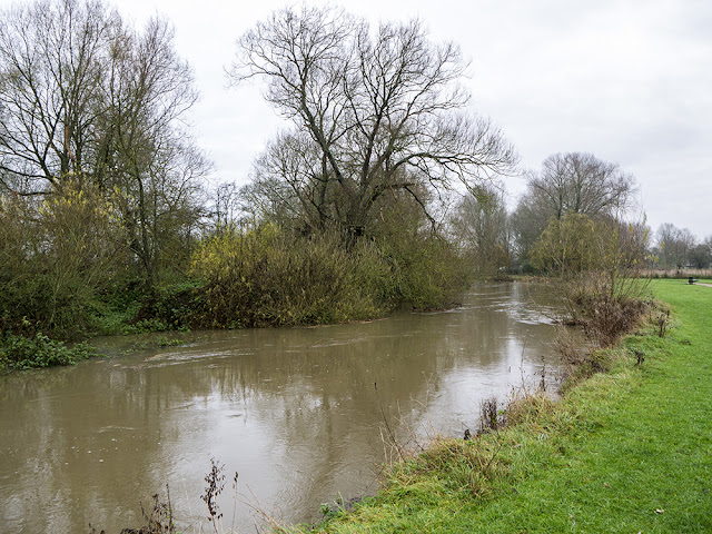 A Swollen River Ouse