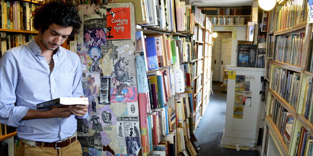 Used bookstores help tell stories along historic Route 66 from Chicago to Los Angeles