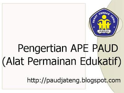 Pengertian APE PAUD (Alat Permainan Edukatif) Para Ahli pengertian ape paud pengertian ape (alat permainan edukatif) pengertian ape untuk anak usia dini pengertian ape untuk anak tk pengertian ape menurut para ahli pengertian ape anak usia dini pengertian ape bahan alam pengertian ape balok