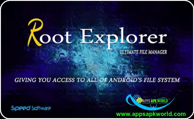 Root Explorer v4.0.1 image
